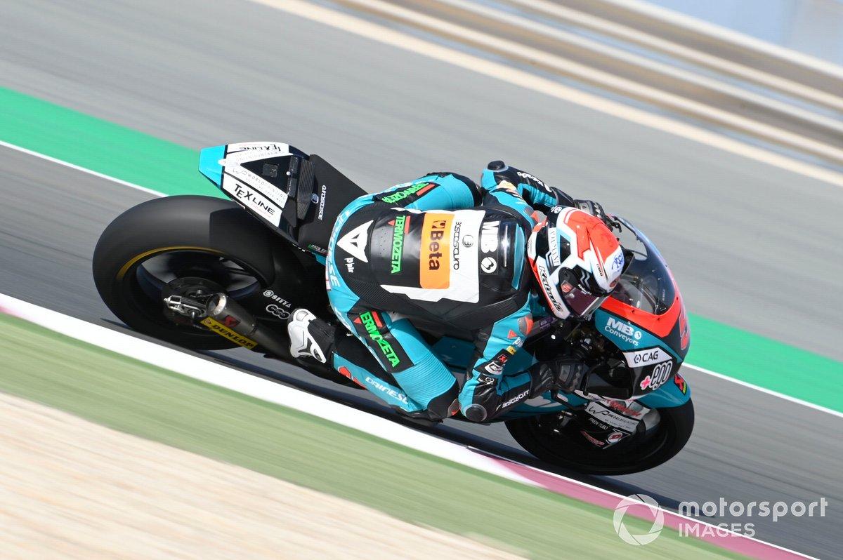 Yari Montella, Speed Up Racing