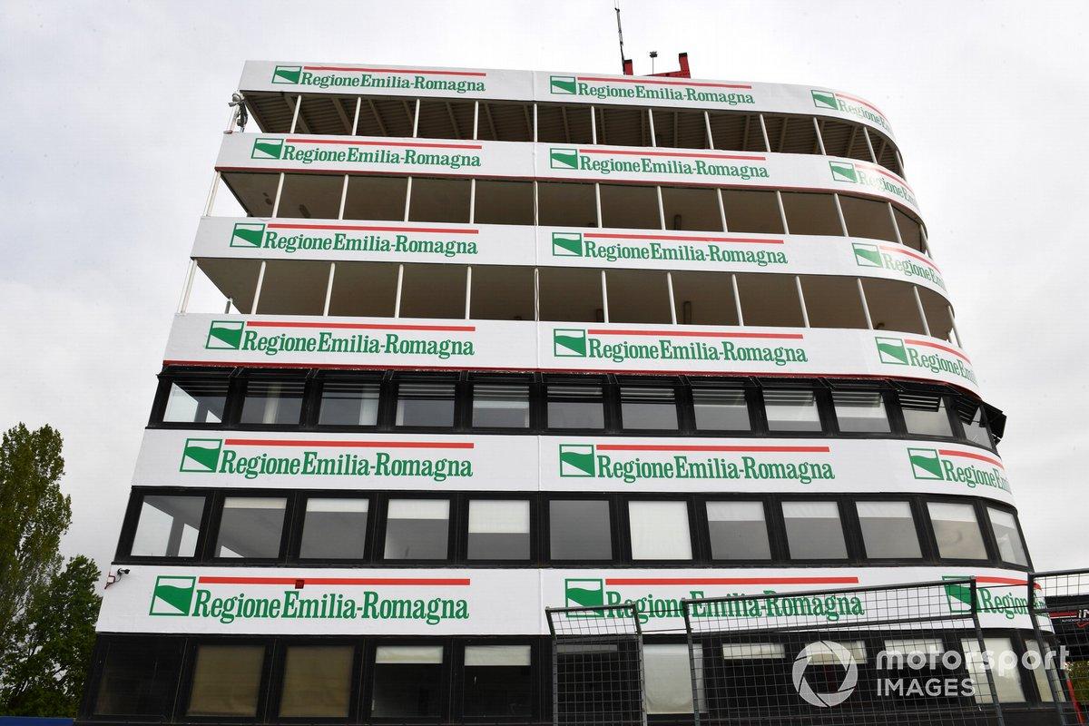 Emilia Romagna GP F1