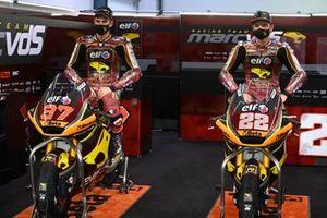 Augusto Fernandez, Marc VDS Racing Team, Sam Lowes, Marc VDS Racing Team