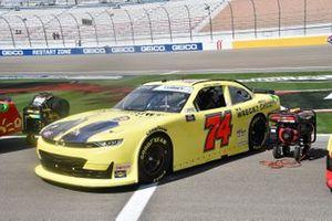 Bayley Currey, Mike Harmon Racing, Chevrolet Camaro Lerner & Rowe
