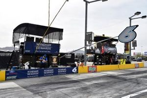 Boxenplatz: Ryan Newman, Roush Fenway Racing