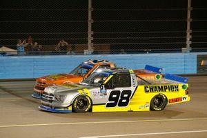 Grant Enfinger, ThorSport Racing, Ford F-150 Champion/Curb Records, Zane Smith, GMS Racing, Chevrolet Silverado MRC Construction