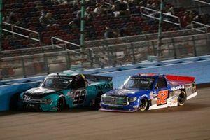 Ben Rhodes, ThorSport Racing, Ford F-150 Tenda Heal, Stewart Friesen, Halmar Friesen Racing, Toyota Tundra Halmar Racing To Beat Hunger