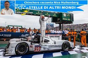 Cover Stelle Di Altri Mondi, Chinchero racconta Nico Hulkenberg