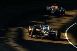 Ed Carpenter, Ed Carpenter Racing Chevrolet, Felix Rosenqvist, Arrow McLaren SP Chevrolet