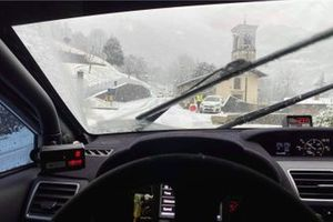 Ricognizione della Speciali dell'ACI Rally Monza Italia