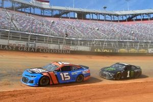 Chris Windom, Rick Ware Racing, Chevrolet Camaro NOS Energy Drink, Kurt Busch, Chip Ganassi Racing, Chevrolet Camaro Monster Energy