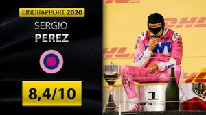 Eindrapport Formule 1 2020: Sergio Perez, Racing Point