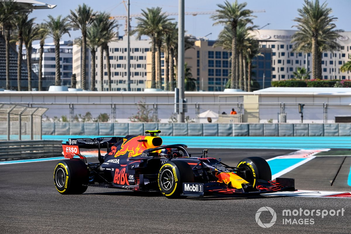 Sebastien Buemi, Red Bull Racing RB16