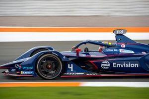 Robin Frijns Envision Virgin Racing, Audi e-tron FE07