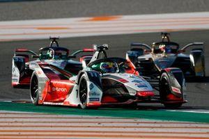 Lucas Di Grassi, Audi Sport ABT Schaeffler, Audi e-tron FE07, Rene Rast, Audi Sport ABT Schaeffler, Audi e-tron FE07