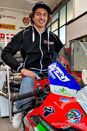 Axel Bassani, Motocorsa Racing Team