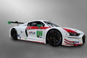 NTE Sport Audi R8 GT3 LMS