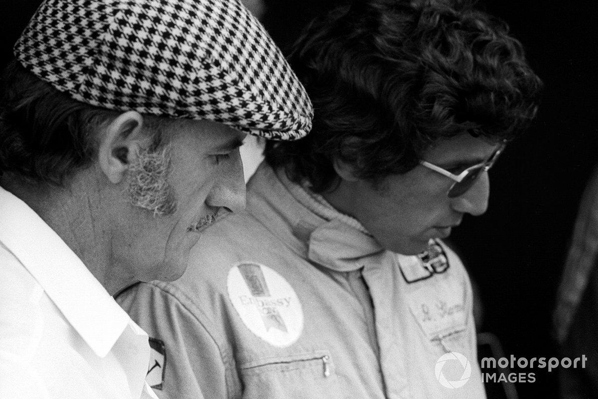 Graham Hill, Embassy Hill GH1 Ford, Rolf Stommelen, Lola T370 Ford