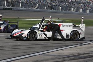 #55 Mazda Motorsports Mazda DPi: Oliver Jarvis, Jonathan Bomarito, Harry Tincknell to get moving as the field rolls off