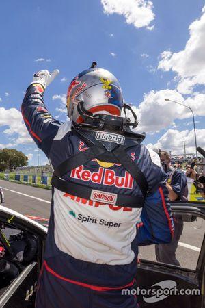 Polesitter Shane van Gisbergen, Triple Eight Race Engineering