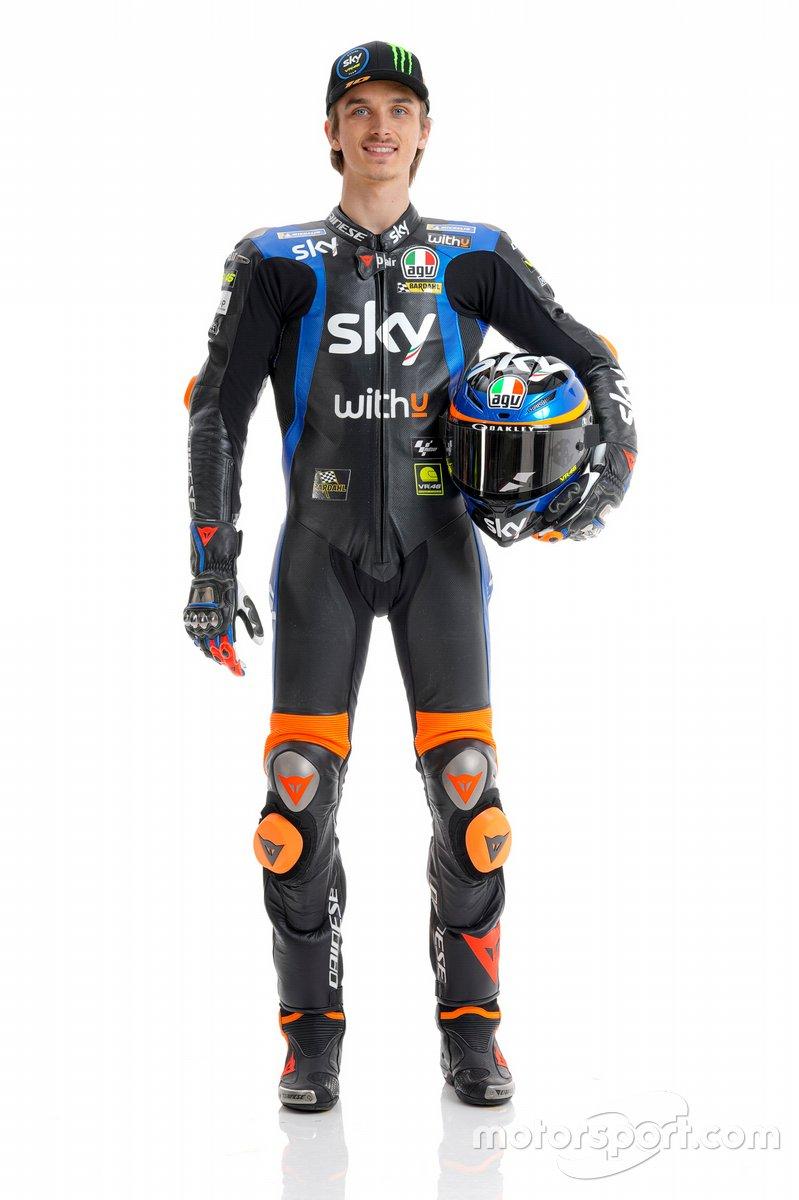 Luca Marini, Sky VR46 Team