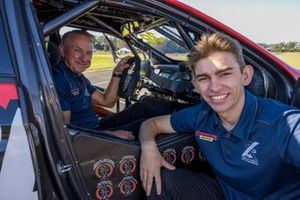 Russell Ingall et Broc Feeney, Triple Eight Race Engineering