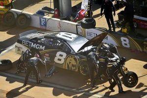 Tyler Reddick, Richard Childress Racing, Chevrolet Camaro NASCAR Trucks at Knoxville