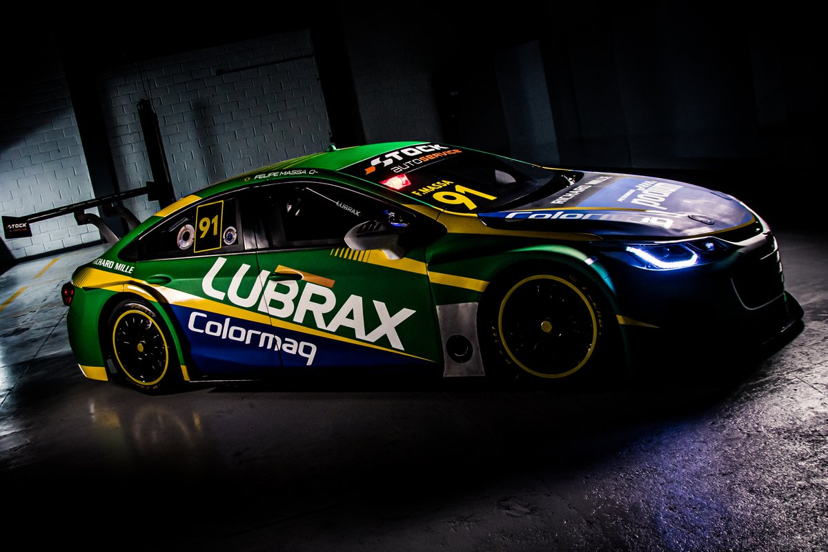 Carro de Felipe Massa para 2021