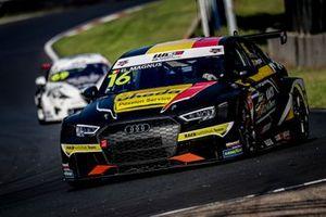 Gilles Magnus, Comtoyou Racing Audi RS3 LMS