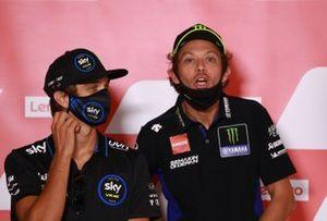 Luca Marini, Sky Racing Team VR46 Valentino Rossi, Yamaha Factory Racing