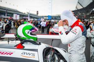 #30 Team Honda Racing Honda NSX GT3 Evo: Dane Cameron