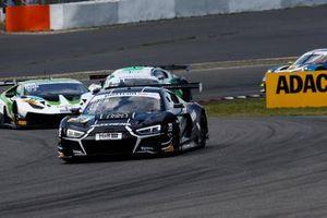 #32 Team WRT Audi R8 LMS: Charles Weerts, Dries Vanthoor.