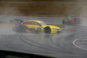 Timo Glock, BMW Team RMG, BMW M4 DTM, spins