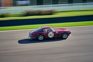 Stirling Moss Memorial Trophy: Martin Halusa, Lukas Halusa, 1961 Ferrari250GT SWB/C SEFAC