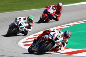 Tom Sykes, BMW Motorrad WorldSBK Team, Eugene Laverty, BMW Motorrad WorldSBK Team, Leon Haslam, Team HRC
