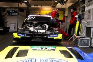 Car of Mike Rockenfeller, Audi Sport Team Phoenix, Audi RS 5 DTM