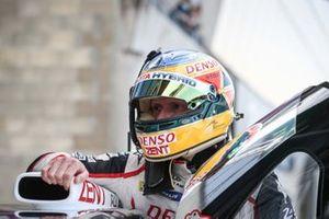 #7 Toyota Gazoo Racing: Mike Conway