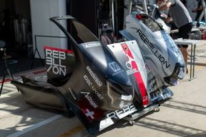#1 Rebellion Racing - Rebellion R-13 - Gibson: Bruno Senna, Norman Nato, Gustavo Menezes