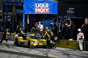 #85 JDC-Miller Motorsports Cadillac DPi, DPi: Matheus Leist, Stephen Simpson