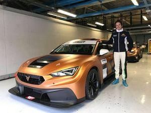 Federico Paolino, Scuderia del Girasole by Cupra Racing, Cupra Leon Competicion TCR