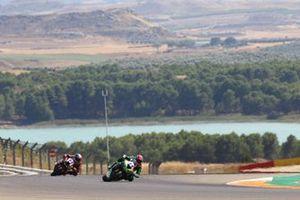 Lucas Mahias, Kawasaki Puccetti Racing, Can Oncu, Turkish Racing Team