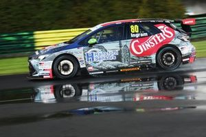 Tom Ingram, Toyota Gazoo Racing UK with Ginsters Toyota Corolla
