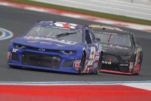 James Davison, Rick Ware Racing, Chevrolet Camaro, Josh Bilicki, Petty Ware Racing, Ford Mustang
