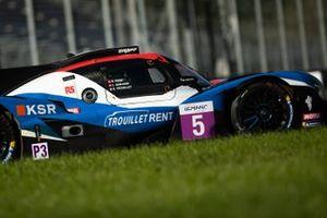 #5 Graff Duqueine M30 – D08 - Nissan: Eric Trouillet, Luis Sanjuan, Sébastien Page
