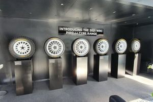 Pirelli-Reifen für die WRC-Saison 2021