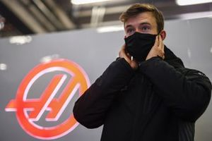 Callum Ilott, Haas F1