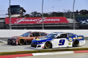 Chase Elliott, Hendrick Motorsports, Chevrolet Camaro NAPA Auto Parts, Clint Bowyer, Stewart-Haas Racing, Ford Mustang Clint Bowyer Tribute
