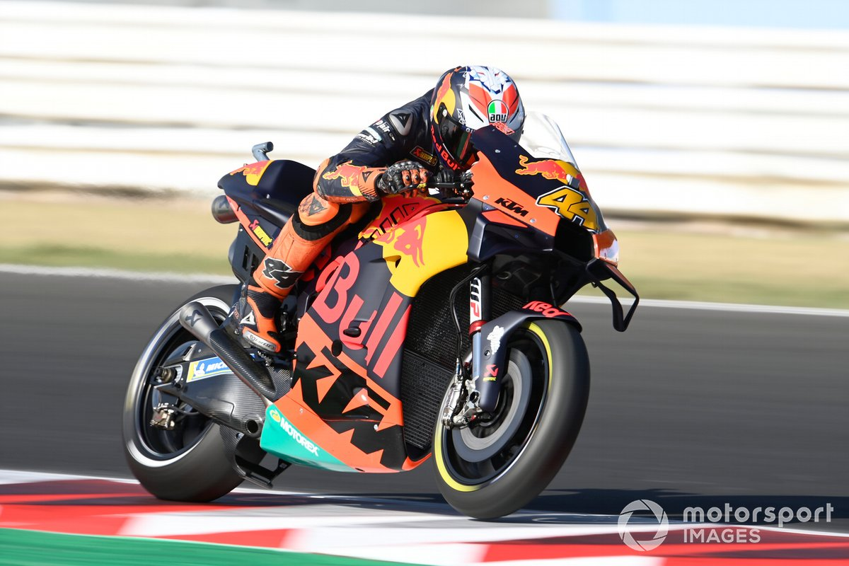 P4 Pol Espargaró, Red Bull KTM Factory Racing