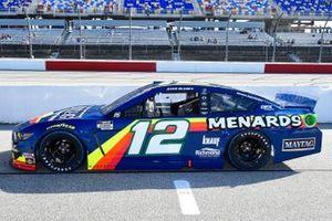 Ryan Blaney, Team Penske, Ford Mustang Menards/Maytag