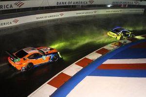 #74 Riley Motorsports Mercedes-AMG GT3, GTD: Lawson Aschenbach, Gar Robinson