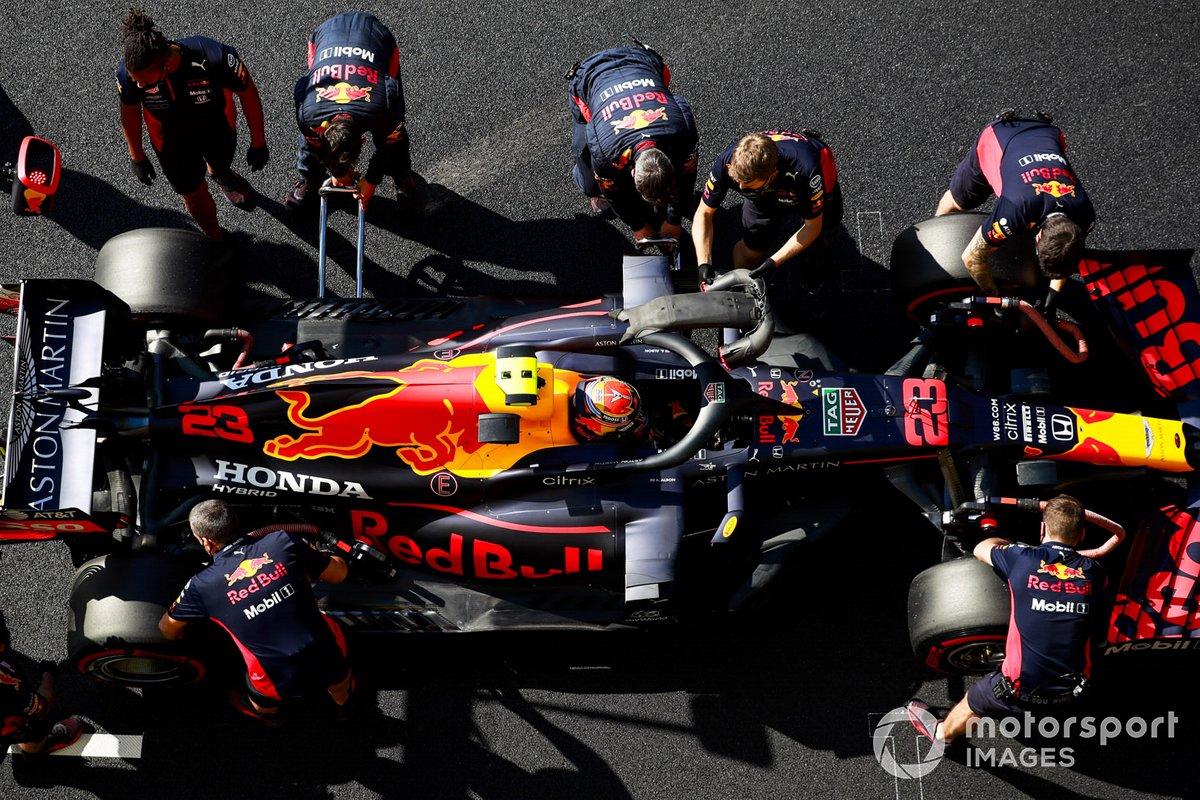 Mugello: Alexander Albon (Red Bull)
