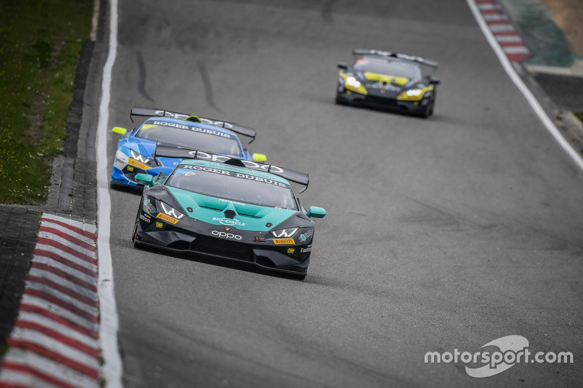 Emir Keserovic, Martin Lechman, Konrad Motorsport, Lamborghini Huracan ST