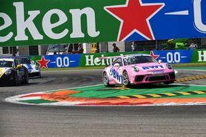 Jaxon Evans, BWT Lechner Racing, misses the chicane
