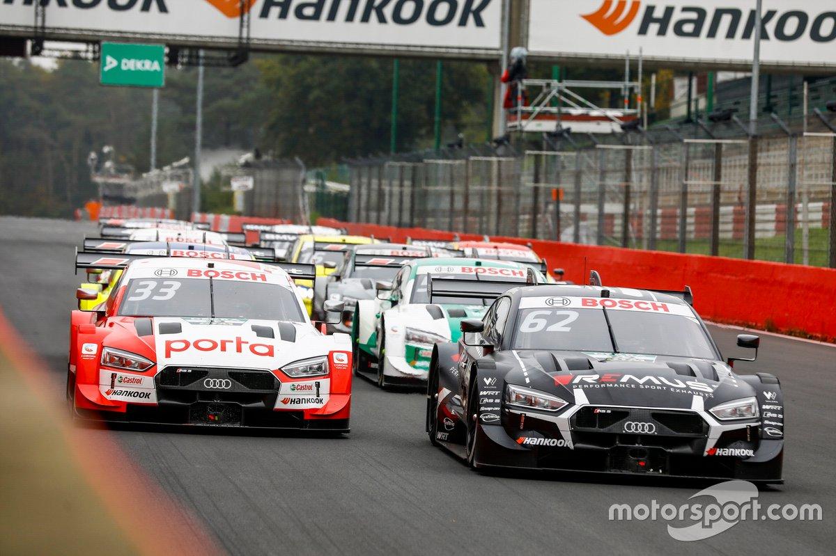 Der Audi RS 5 DTM war ingesamt das dominierende Auto der nur zwei Jahre währenden Class-1-Ära. Siege bei 28 von 36 Rennen, 95 von 108 möglichen Podien. Dazu kommen 29 Pole-Positions, 28 schnellste Rennrunden und der Gewinn aller sechs Meistertitel in der Fahrer-, Hersteller- und Teamwertung.
